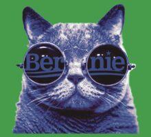 Solo Purple Cat 4 Bernie Kids Tee