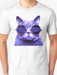 Solo Purple Cat 4 Bernie Unisex T-Shirt