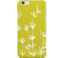 Thyme iPhone Case/Skin