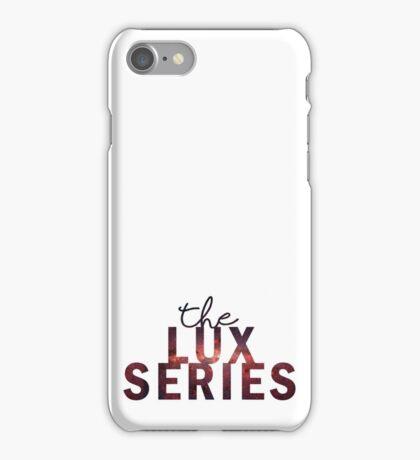 Lux Galaxy iPhone Case/Skin