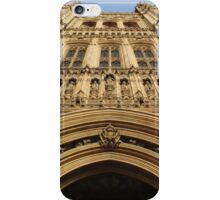 The Victoria Tower iPhone Case/Skin