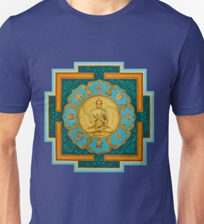 Buddha. Jewels of Dharma Unisex T-Shirt
