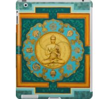Buddha. Jewels of Dharma iPad Case/Skin