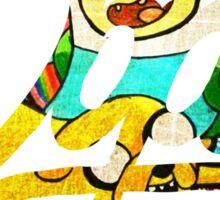 Dope Adventure Time  Sticker