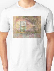Henry David Thoreau Dream Life Quote Unisex T-Shirt
