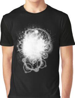 White Magic Spell Graphic T-Shirt