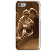 La vie rivière iPhone Case/Skin