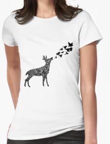 Low Roar Womens Fitted T-Shirt