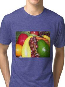Fruit and Veggies Tri-blend T-Shirt