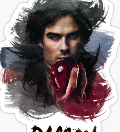 Damon - The Vampire Diaries Sticker