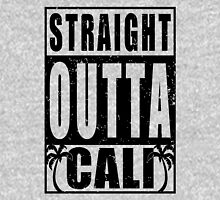 Black Vintage Straight Outta Cali T-Shirt