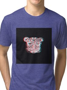 Spirit Bear 3D Tri-blend T-Shirt