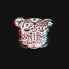 Spirit Bear 3D by Adam Priester