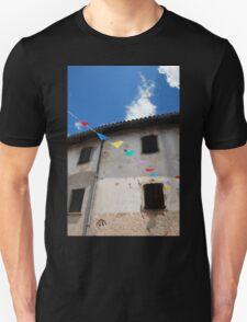 Rural Friulian Building Unisex T-Shirt