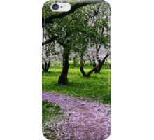 Apple Garden May Blossoming  iPhone Case/Skin