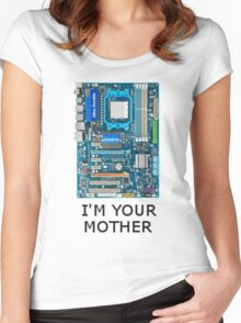 I'm your MOTHER Women's Fitted Scoop T-Shirt