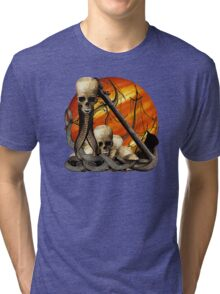 Pirate Remnants At Port Tri-blend T-Shirt