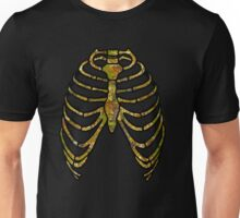Autumn on a rib cage. Unisex T-Shirt