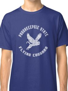 POUGHKEEPSIE STATE FLYING COUGARS Classic T-Shirt