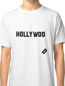 Good Morning Hollywoo! Classic T-Shirt