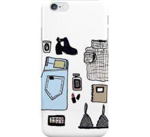 Fashion Essentials Design iPhone Case/Skin