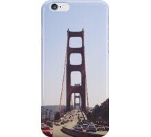 Golden Gate, San Francisco iPhone Case/Skin