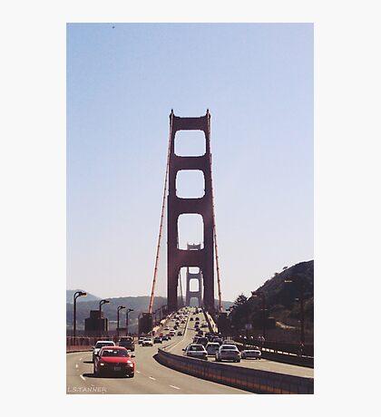 Golden Gate, San Francisco Photographic Print