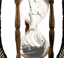 Romance Of Piracy Encapsulated Sticker