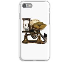 Weighing Out The Consequences iPhone Case/Skin