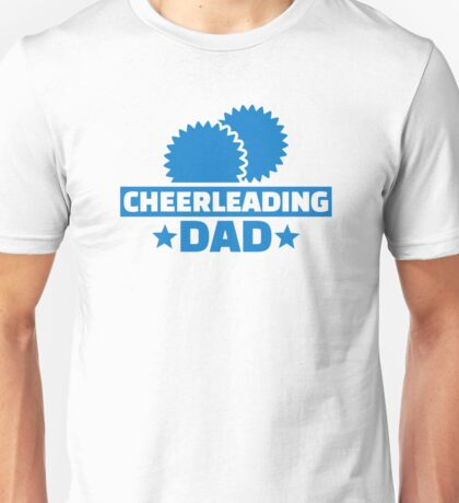 Cheerleading Dad Unisex T-Shirt