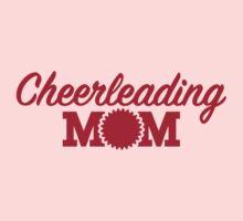 Cheerleading Mom One Piece - Short Sleeve