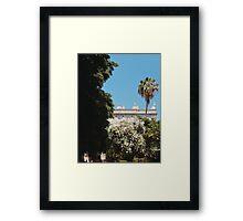 Plaza de Armas (Havana) Framed Print