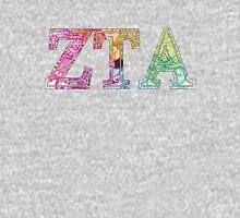 Zeta Tau Alpha Womens Fitted T-Shirt