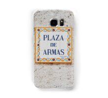 Plaza de Armas (Havana) Samsung Galaxy Case/Skin