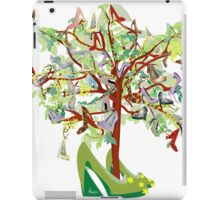 Shoe Tree iPad Case/Skin