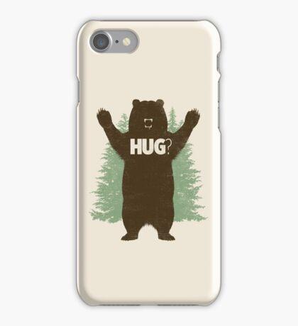 Bear Hug (Reworked) iPhone Case/Skin