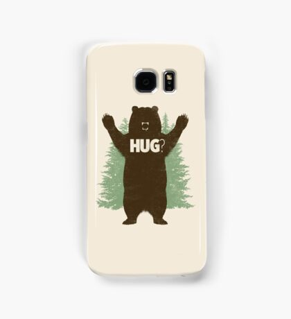 Bear Hug (Reworked) Samsung Galaxy Case/Skin
