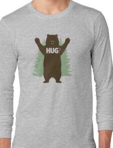 Bear Hug (Reworked) Long Sleeve T-Shirt