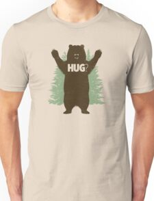 Bear Hug (Reworked) Unisex T-Shirt