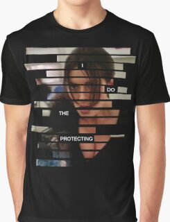Shaw - Person of interest - Quote Graphic T-Shirt