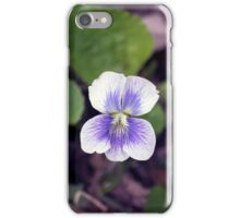 Spring Flower Series 34 iPhone Case/Skin