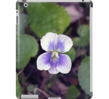 Spring Flower Series 34 iPad Case/Skin
