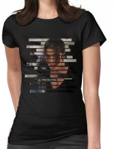 Shaw - Person of interest - Quote Womens Fitted T-Shirt