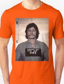 Charles Bronson Mugshot T-Shirt