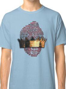 Rihanna - ANTI Word Cloud Classic T-Shirt