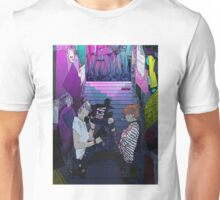 In The Shadows Unisex T-Shirt