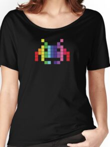 Spaced Women's Relaxed Fit T-Shirt