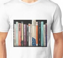 Joy Division Bookshelf Unisex T-Shirt