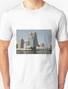 Waterfront Tokyo, Japan Unisex T-Shirt