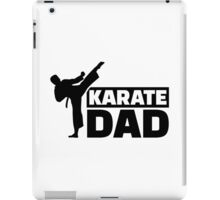 Karate Dad iPad Case/Skin